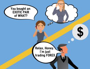 Exotic Pair Forex Groups